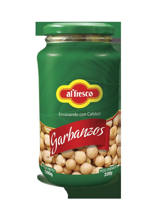 Garbanzos 500g