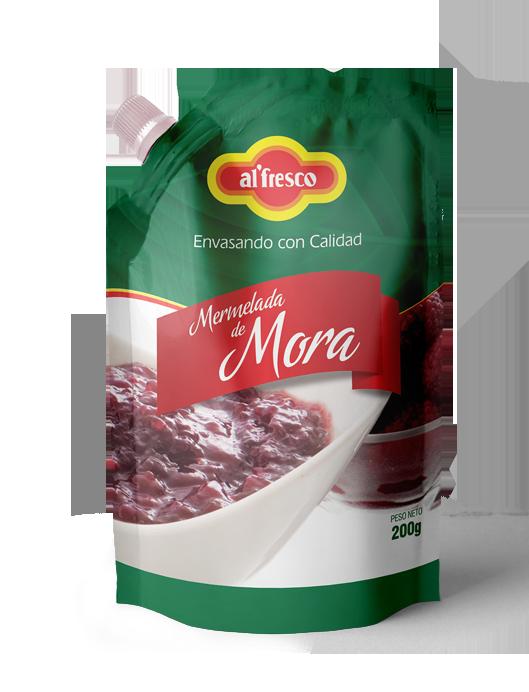 Mermelada de Mora 200g