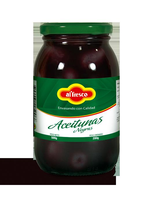 Aceitunas Negras 500g